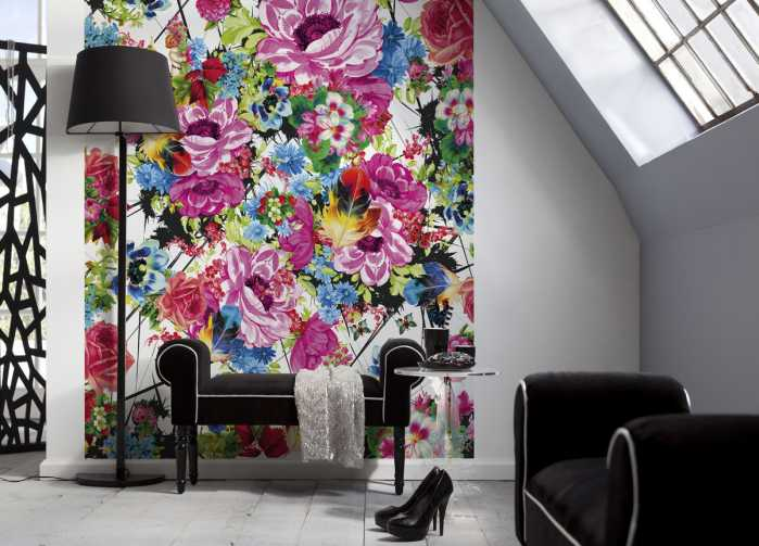 Photo murale Romantic Pop