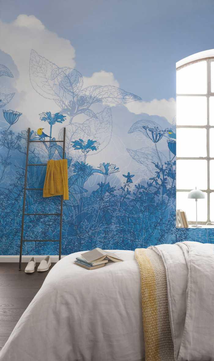panneaux mountain top panel de komar chez. Black Bedroom Furniture Sets. Home Design Ideas