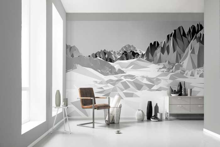 Photo murale Icefields