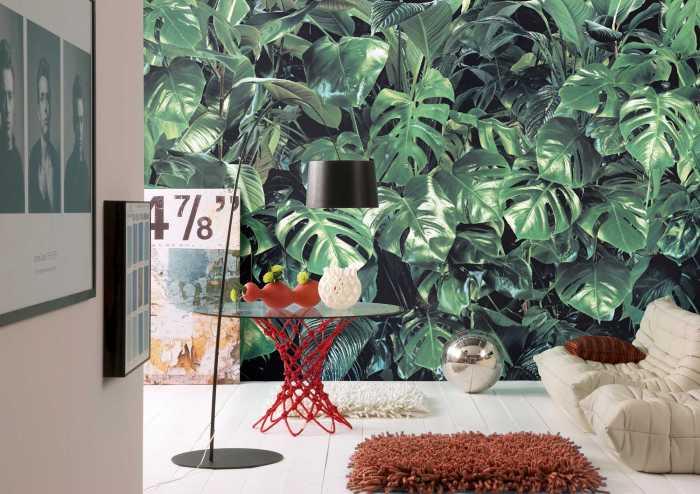 Photo murale Verdure