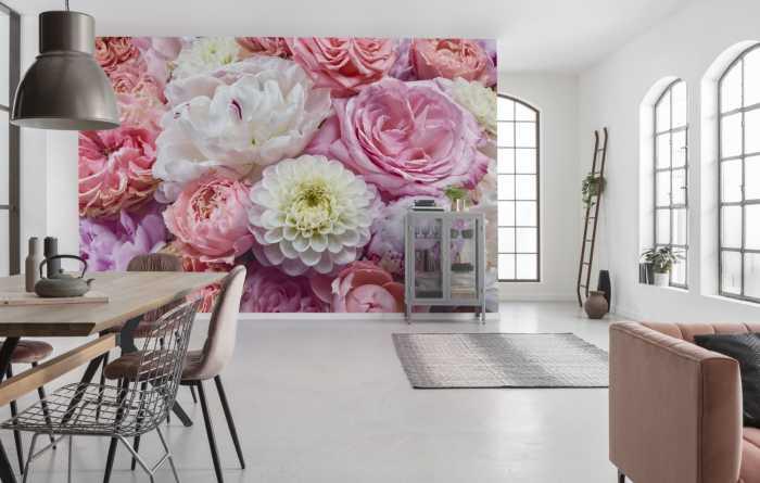 Photo murale Vibrant Spring