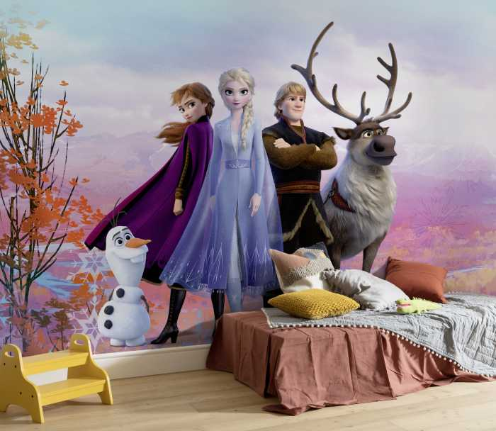 Photo murale Frozen Iconic
