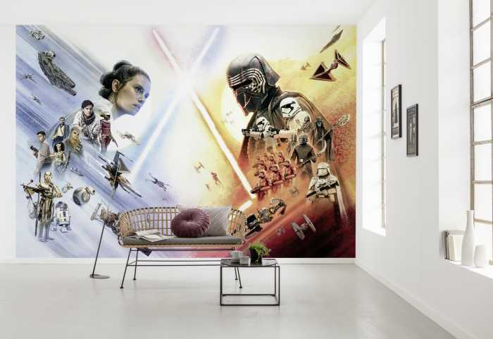 Photo murale Star Wars Movie Poster Wide