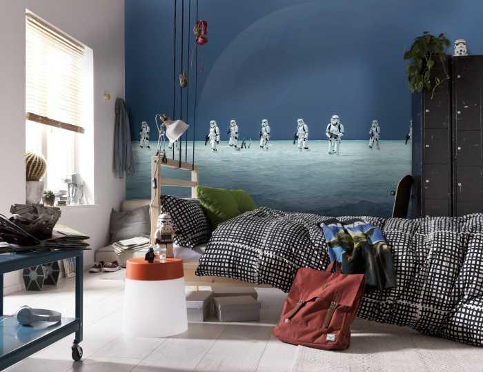 Photo murale STAR WARS Scarif Beach