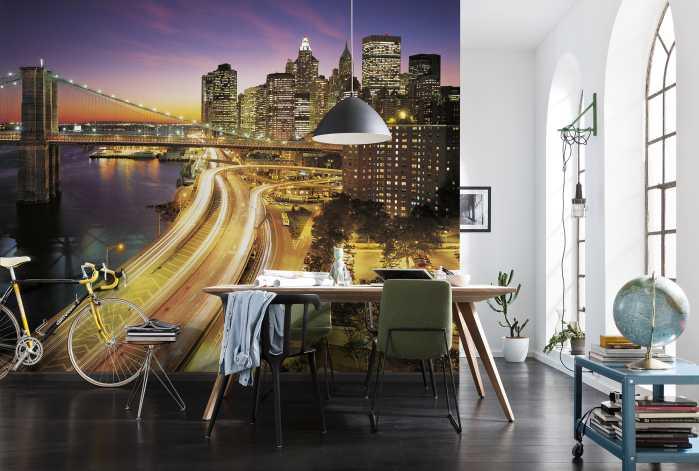 Photo murale New York City Lights