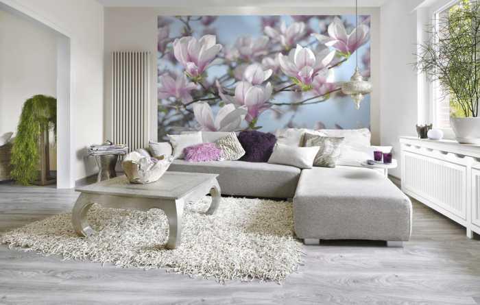 Photo murale Magnolia