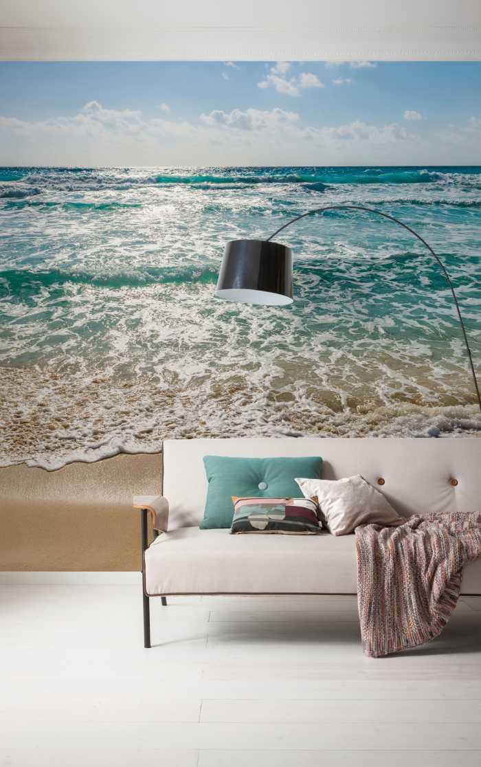Poster XXL impression numérique Seaside