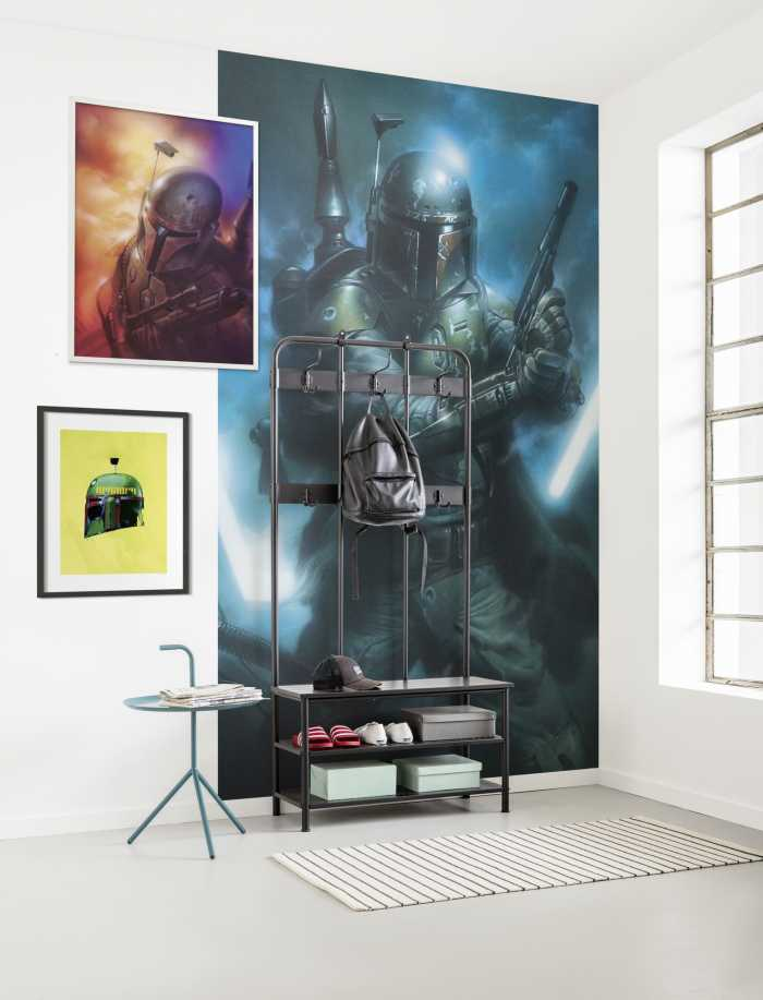 Poster XXL impression numérique Star Wars Classic Bounty Hunter