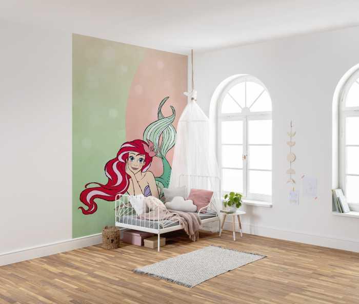Poster XXL impression numérique Ariel Pastell