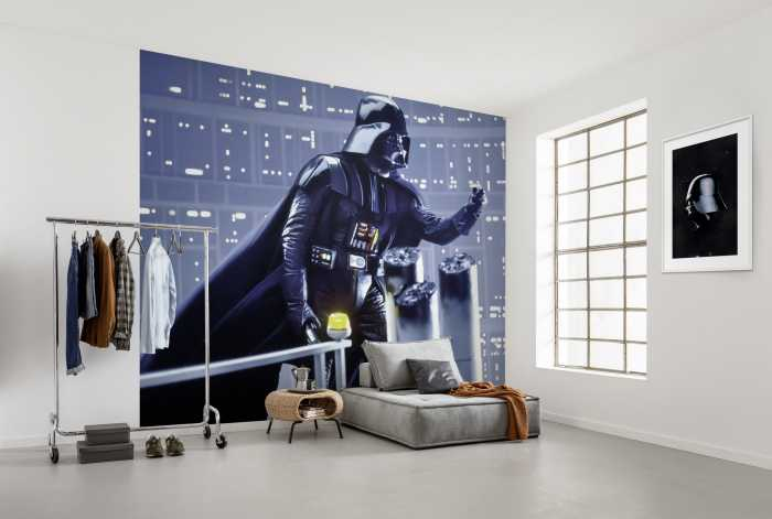 Poster XXL impression numérique Star Wars Classic Vader Join the Dark Side