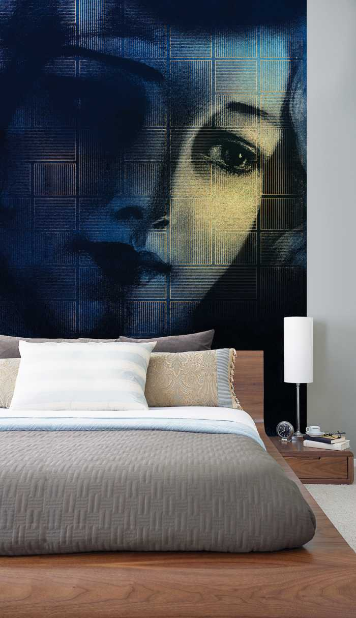 Poster XXL impression numérique Lumière