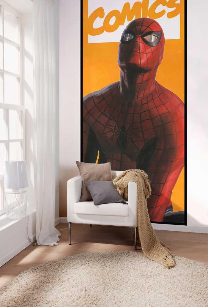 Poster XXL impression numérique Spider-Man Comic