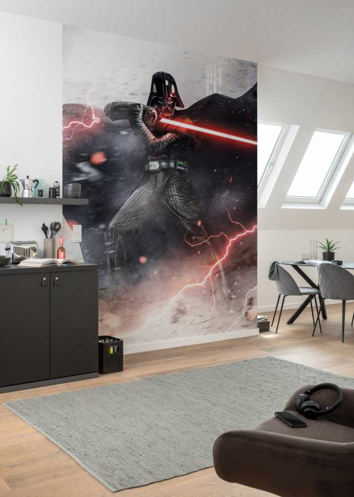 Poster XXL impression numérique Star Wars Vader Dark Forces