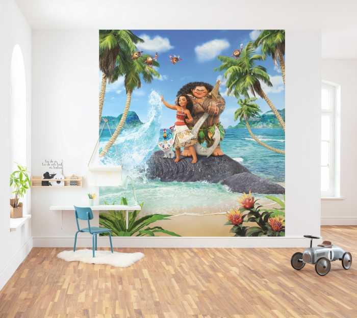 Poster XXL impression numérique Moana Beach
