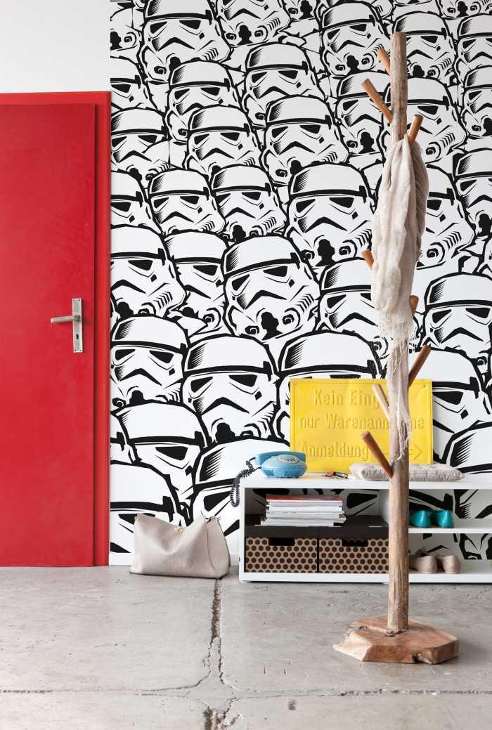 Poster XXL impression numérique Star Wars Stormtrooper Swarm