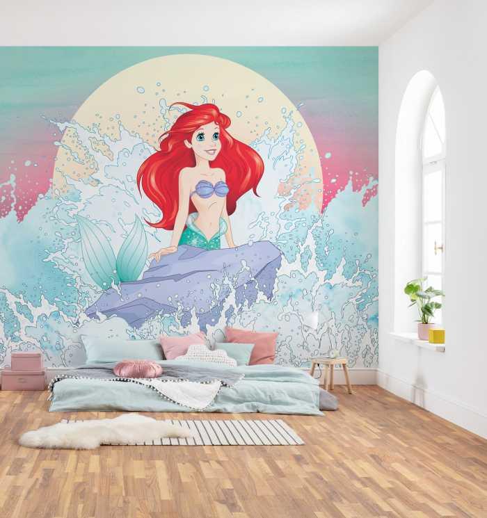 Poster XXL impression numérique Ariel Rise