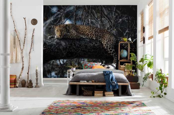 Poster XXL impression numérique Panthera