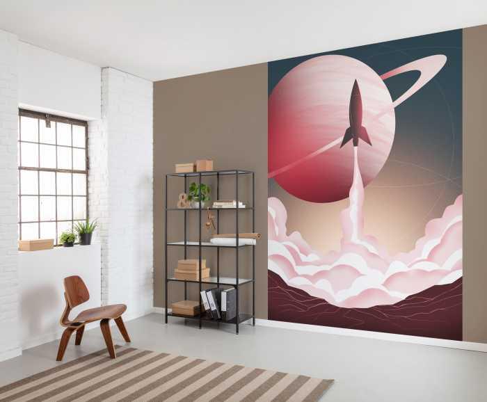 Poster XXL impression numérique Explore the Universe