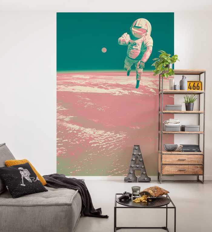 Poster XXL impression numérique Spacewalk
