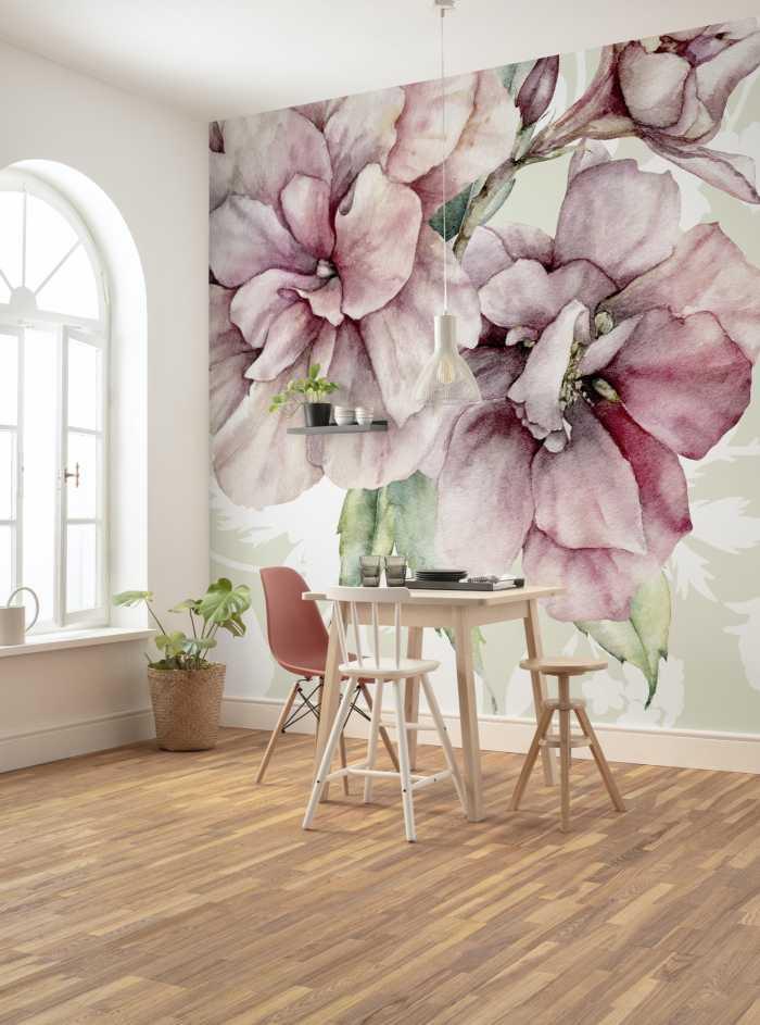 Poster XXL impression numérique La Flor
