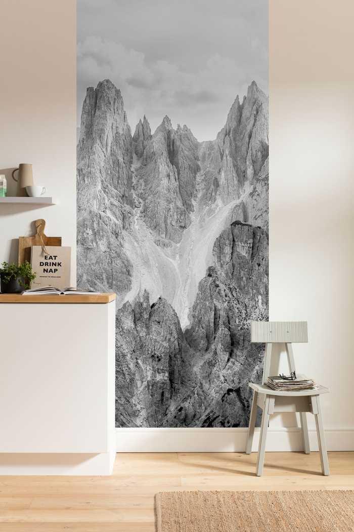 Poster XXL impression numérique Peaks