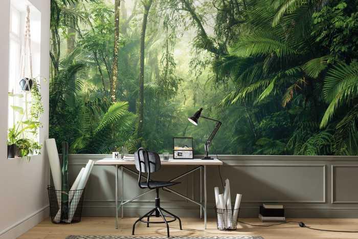 Poster XXL impression numérique Tropenwelten