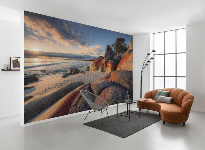 Poster XXL impression numérique Bay of Fires