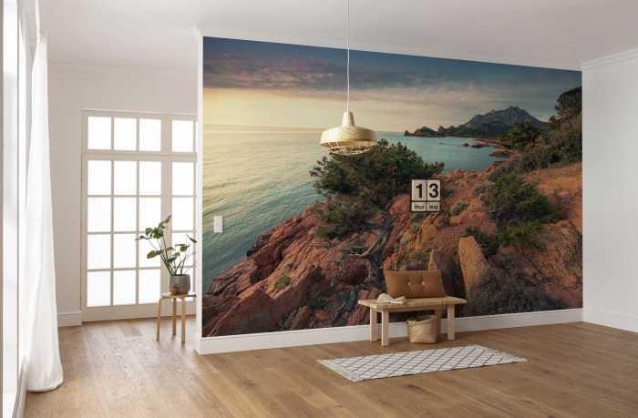 Poster XXL impression numérique Paradiso II