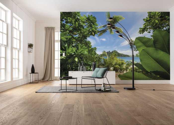 Poster XXL impression numérique Cast Away Jungle