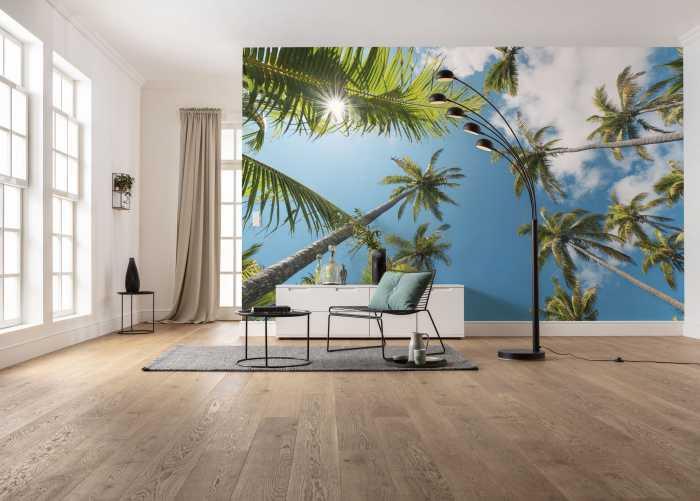 Poster XXL impression numérique Coconut Heaven II