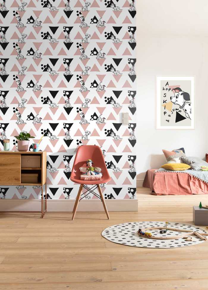 Poster XXL impression numérique 101 Dalmatiner - Angles