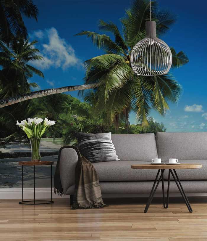 Photo murale Coconut Bay