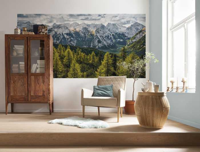 Panneau sur intissé  Wild Dolomites