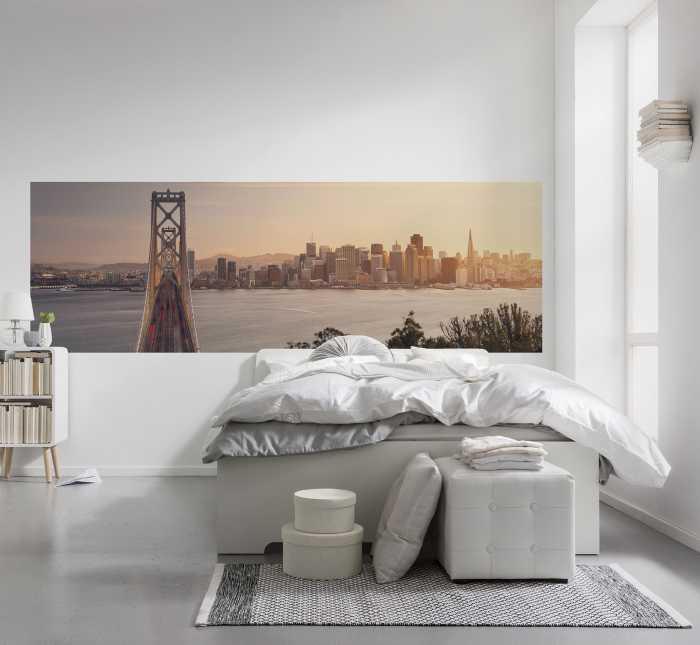 Panneau sur intissé  California Dreaming