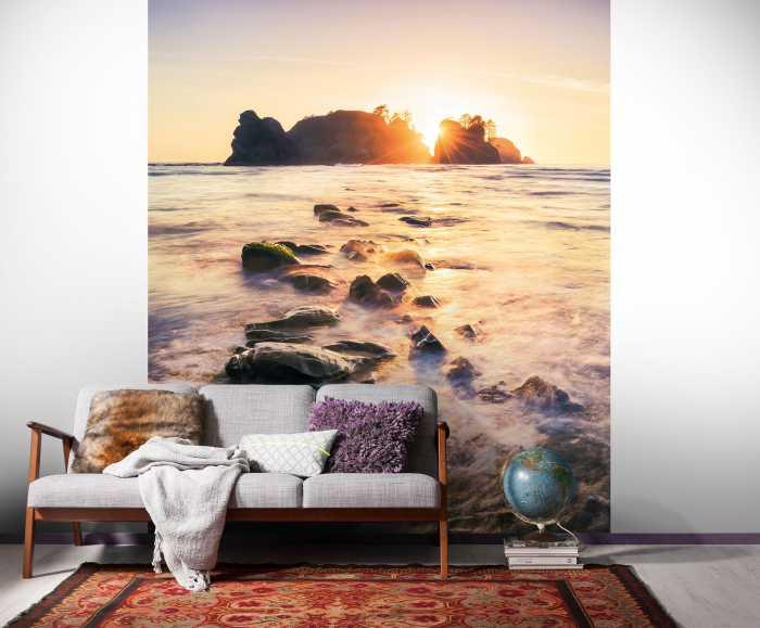 Poster XXL impression numérique Island Dreaming
