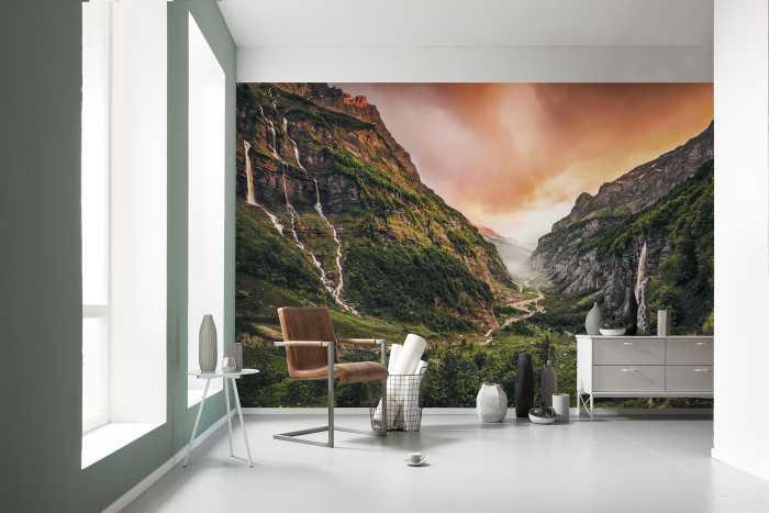 Poster XXL impression numérique Eden Valley