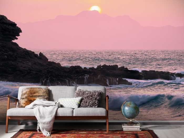 panneaux secret beach de stefan hefele. Black Bedroom Furniture Sets. Home Design Ideas