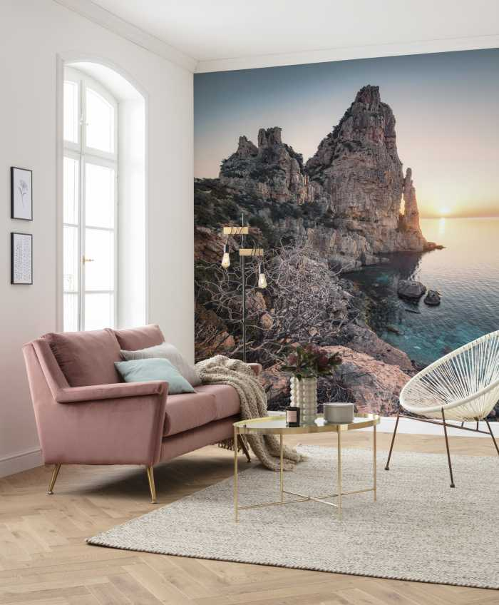 Poster XXL impression numérique Colors of Sardegna