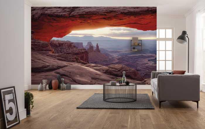 Poster XXL impression numérique Mesa Arch