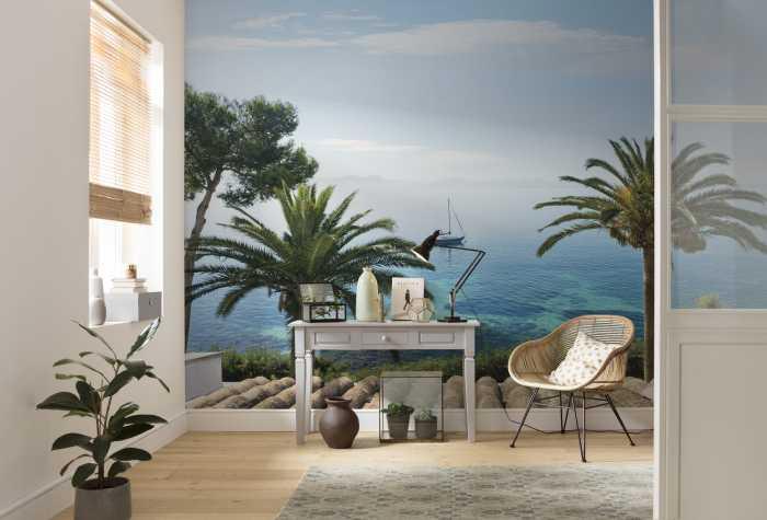 Poster XXL impression numérique Paradise View
