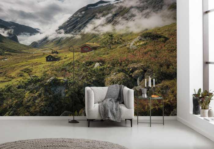 Poster XXL impression numérique Pure Norway
