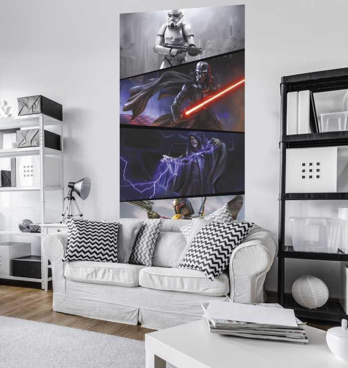Panneau sur intissé  Star Wars Moments Imperials