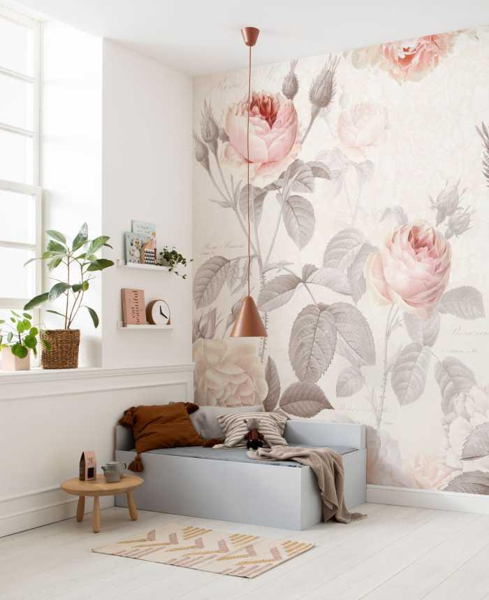 Photo murale intissé La Maison