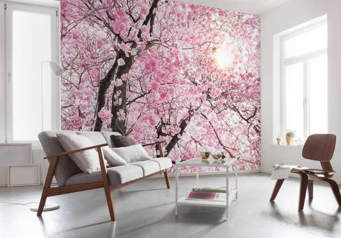 Photo murale intissé Bloom