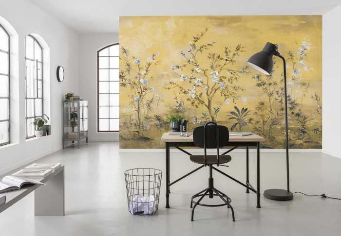 Photo murale intissé Mandarin