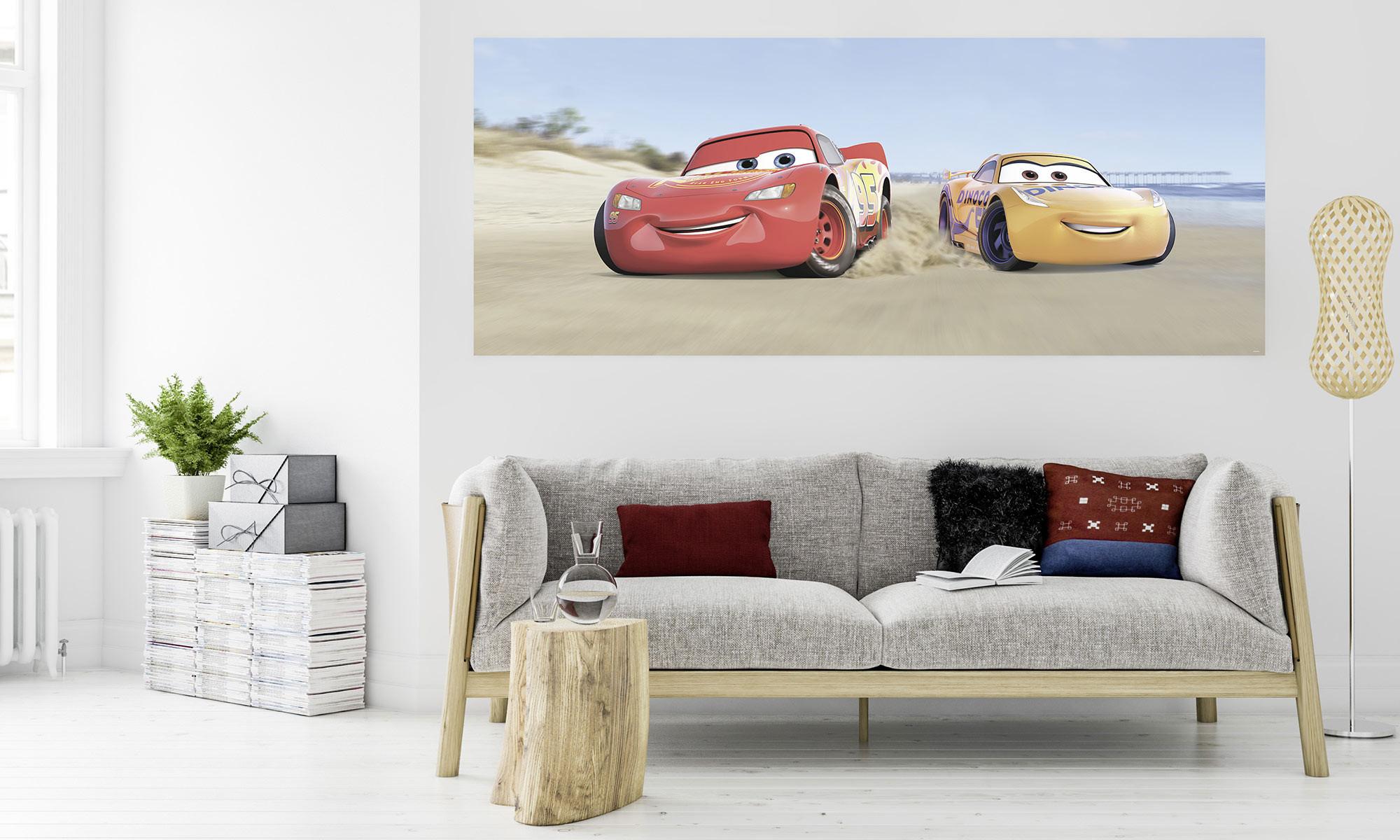 Cars3 Beach
