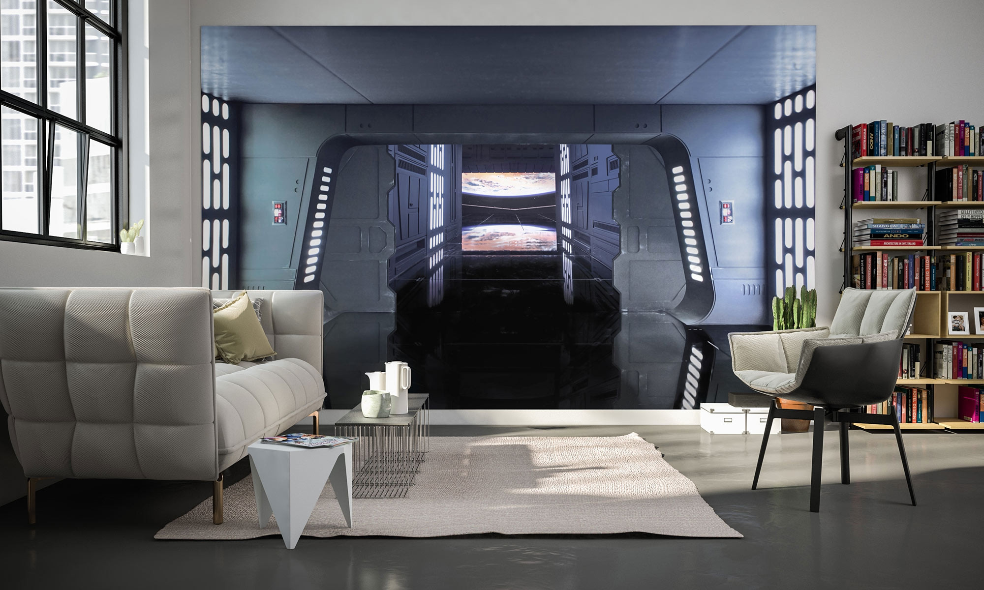 Star Wars Death Star Floor