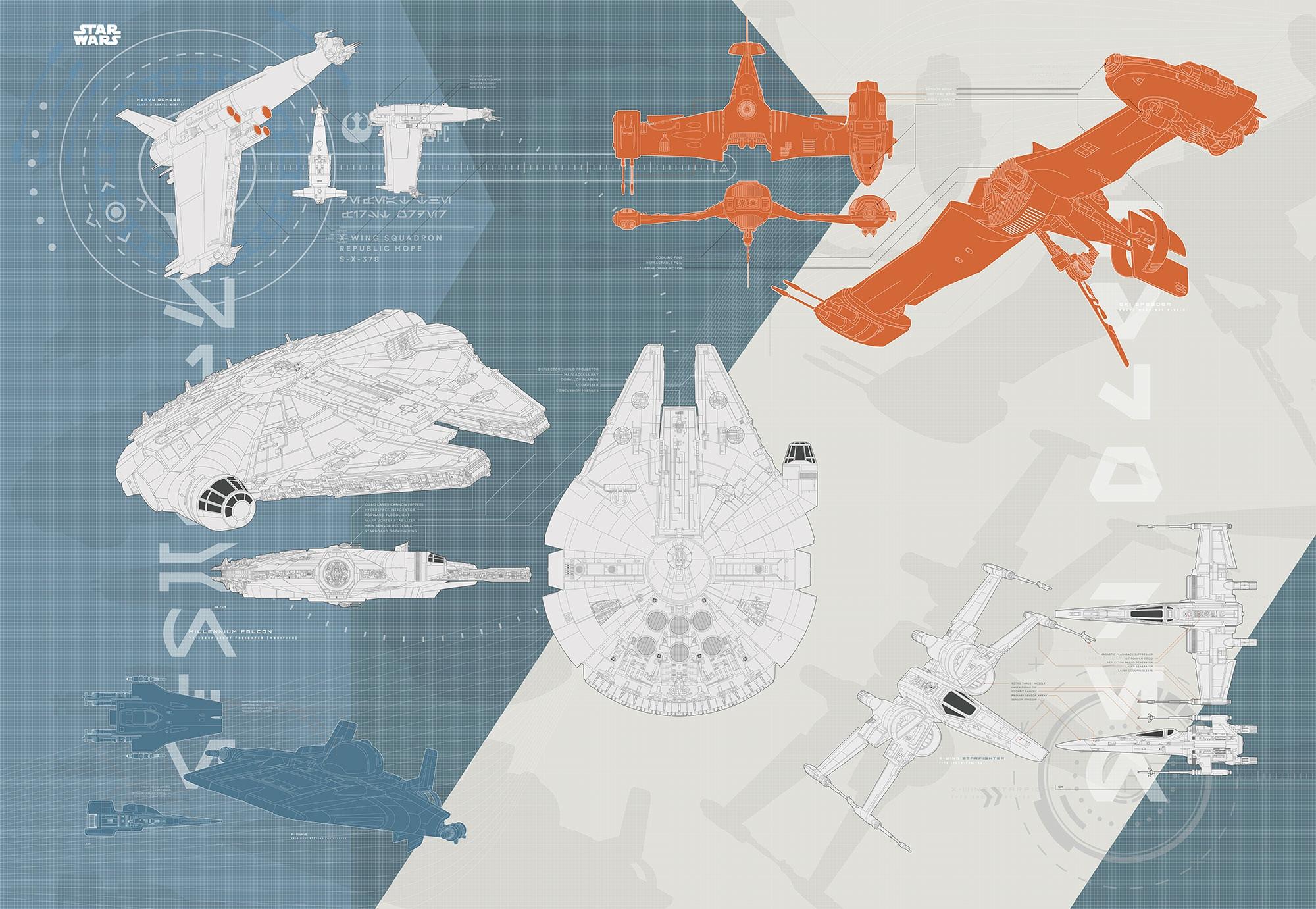 STAR WARS Technical Plan
