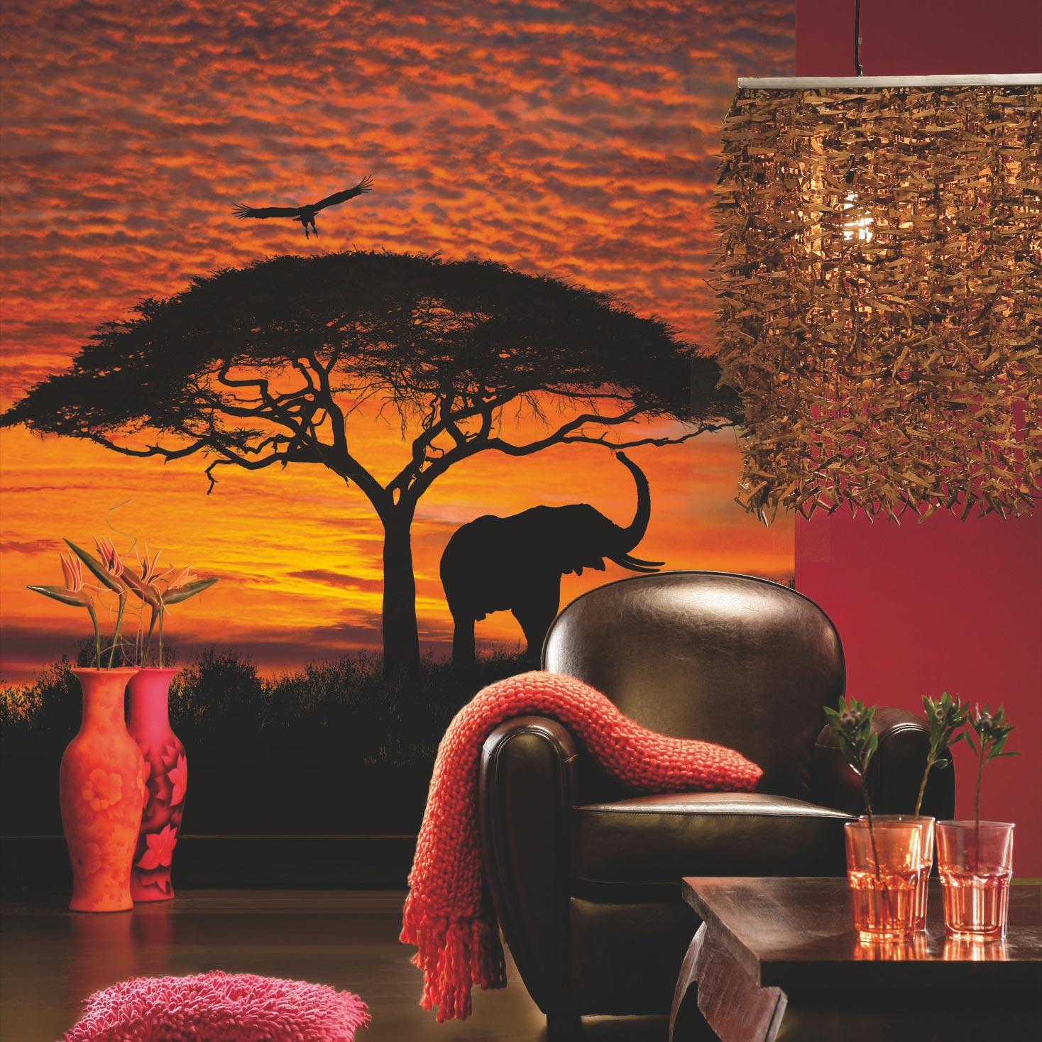Africaon Sunset