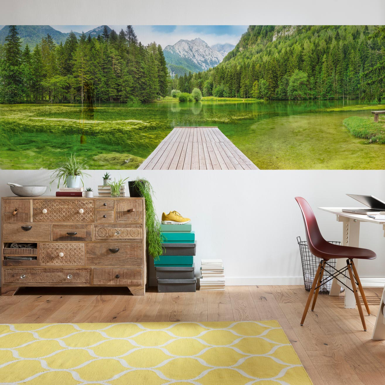 poster xxl paysage interesting uac with poster xxl paysage excellent poster xxl mural paysge. Black Bedroom Furniture Sets. Home Design Ideas